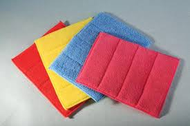 Microfiber Cleaning Equipment