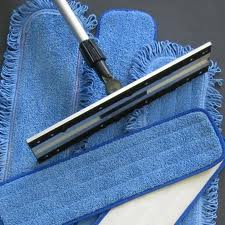 Microfiber Flat Mopping Systems